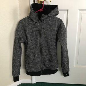 Lululemon luscious embrace hoodie size 4